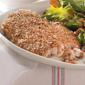 Pecan-Crusted Catfish Recipe