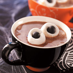 Ogre Eyes Hot Cocoa Recipe