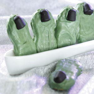 Gruesome Green Toes Recipe