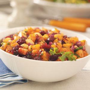 Mango Cranberry Sauce Recipe