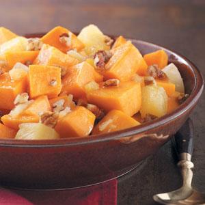 Honey-Pineapple Sweet Potatoes Recipe