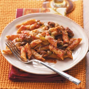 Easy Mostaccioli Recipe