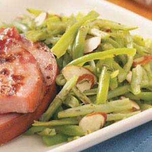 Green Beans with Savory Recipe