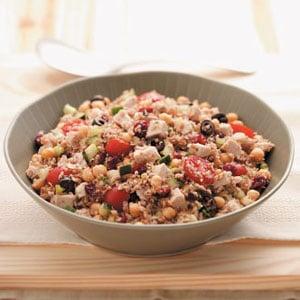 Turkey & Bulgur Salad Recipe