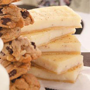 Finish-Line Pie Bars Recipe