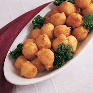 Potato Balls Recipe