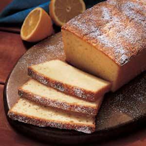 Great-Grandma's Lemon Cake Recipe