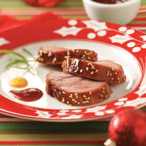 Chinese Pork Tenderloin