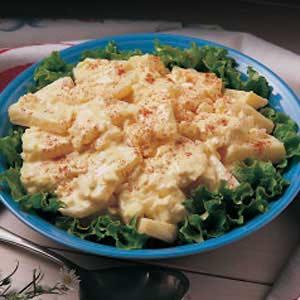 Crowd-Pleasing Potato Salad Recipe