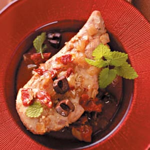 Chicken Athena Recipe
