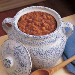 Oven-Baked Beans Recipe