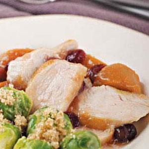 Turkey Sweet Potato Supper Recipe