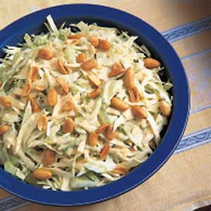 Coleslaw with Mustard Dressing Recipe