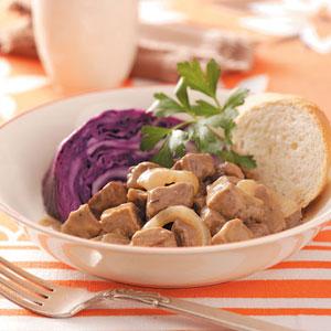 Bavarian Stew Recipe