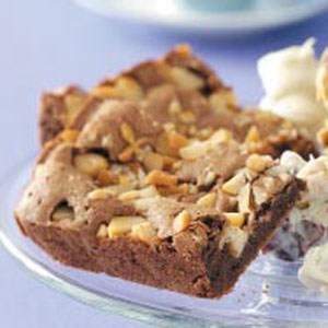 Macadamia Nut Brownies Recipe