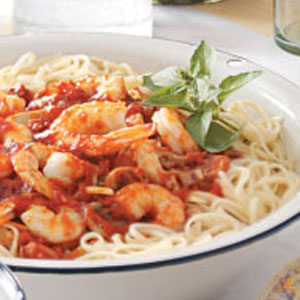 Shrimp Filetto di Pomodoro Recipe
