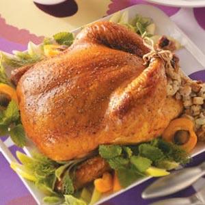 Chicken with Fennel Stuffing Recipe