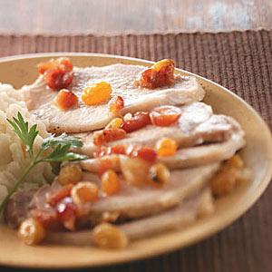 Fruity Pork Roast Recipe