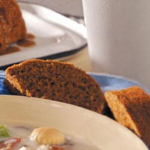 Steamed Brown Bread Recipe