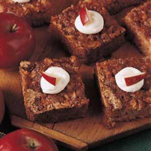 Apple Nut Cake