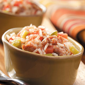 Best Spanish Rice Recipe