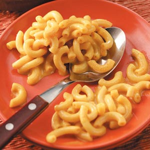 Lactose-Free Macaroni & Cheese Recipe