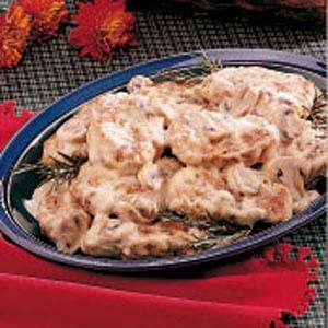 Creamy Pork Tenderloin Recipe