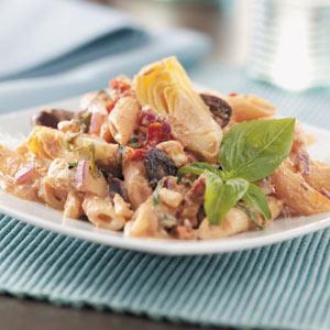 Mediterranean Vegetable Casserole Recipe