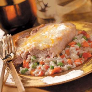 Creamy Pork Chop Casserole Recipe