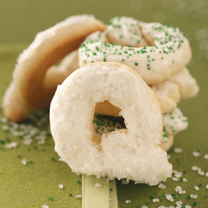 Iced Anise Cookies Recipe