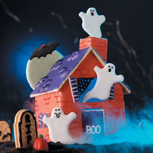 Spooky Cookie Cottage Recipe