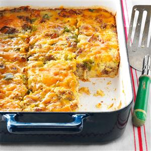 New Year's Day Brunch Recipes
