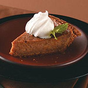 Spiced Sweet Potato Pie Recipe