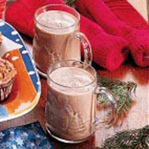 Homemade Hot Cocoa Recipe