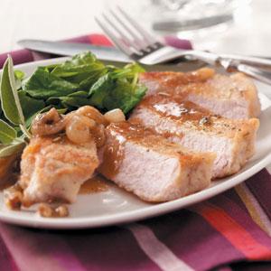 Gluten-Free Dredged Pork Chops Recipe