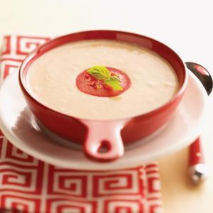 Oh-So-Easy Tomato Cream Soup Recipe