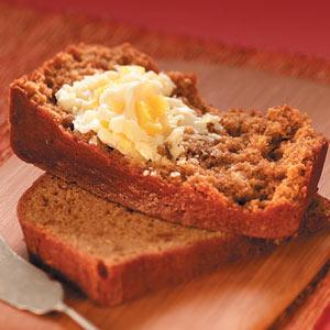 Sweet Potato Bread & Pineapple Butter Recipe