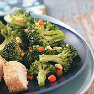 Quick Broccoli Side Dish Recipe