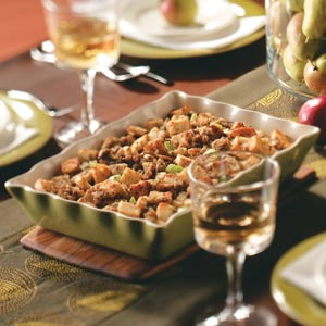 Chestnut Dressing Recipe