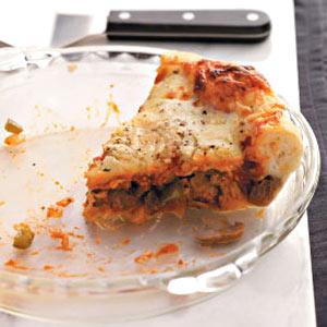 Pizza Lover's Pie Recipe