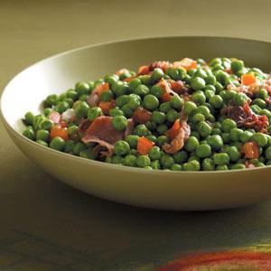 Sweet Peas Parma Recipe