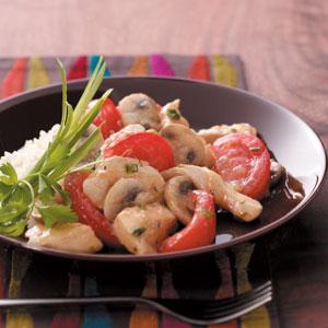 Easy Chicken Chasseur Recipe