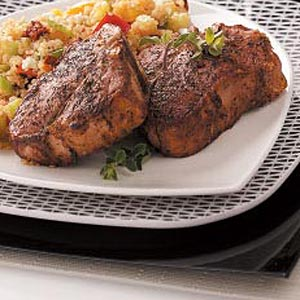 Best-Ever Lamb Chops for 2 Recipe