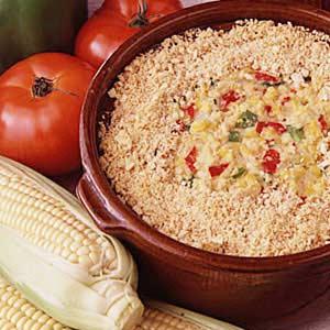 Favorite Corn Pudding Recipe