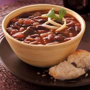 Thick & Chunky Beef Chili Recipe