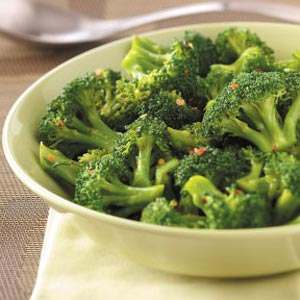 Bravo Broccoli Recipe