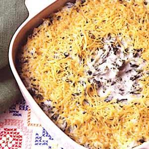 Potato and Spinach Casserole Recipe