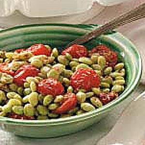Italian-Style Lima Beans Recipe