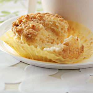 Makeover Lemon Streusel Muffins Recipe