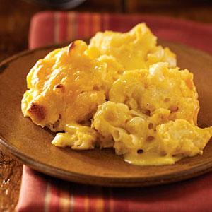 Macaroni & Cheese Bake Recipe